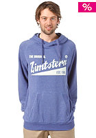 ZIMTSTERN Beast Hooded Sweat ultra marine heather