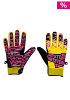 ZIMTSTERN Breakdown Pipe Glove yellow