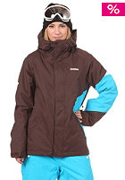 ZIMTSTERN Canopia Jacket 2013   Canopia   brown