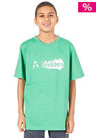 ZIMTSTERN Dirty Logo S/S T-Shirt green