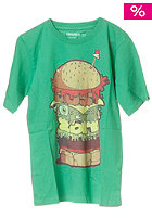 ZIMTSTERN Eat It S/S T-Shirt green