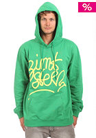 ZIMTSTERN Fast Hooded Sweat green