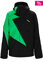 ZIMTSTERN Flash Jacket 2013 black/green