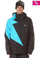 ZIMTSTERN Flash Snow Jacket black/blue