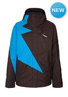 ZIMTSTERN Flash Snow Jacket coffee/dodger blue