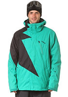 ZIMTSTERN Flash Snow Jacket emerald/black