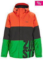 ZIMTSTERN Follower Jacket green