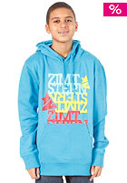 ZIMTSTERN Herbie Hooded Sweat blue