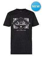 ZIMTSTERN Home S/S T-Shirt black