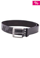 ZIMTSTERN Hyde Leather Belt black