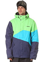ZIMTSTERN Inventor Snow Jacket lime