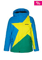 ZIMTSTERN Kids Caspar Snow Jacket dodger blue