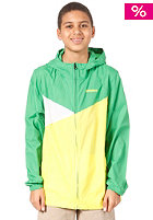 ZIMTSTERN Kids Storm Jacket green
