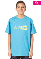 ZIMTSTERN Kids TSYB Dirty Logo S/S T-Shirt blue