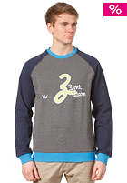 ZIMTSTERN Kingston Sweatshirt grey/navy