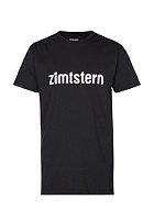 ZIMTSTERN Logotype S/S T-Shirt black