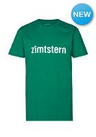 ZIMTSTERN Logotype S/S T-Shirt emerald