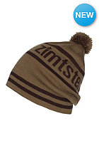 ZIMTSTERN Lost Beanie capers/coffee