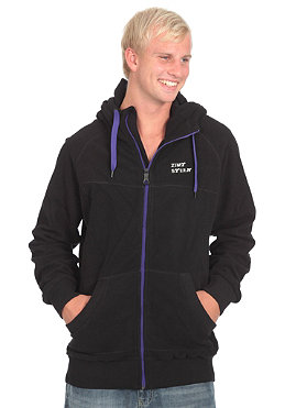 ZIMTSTERN Minus Fleece Jacket black