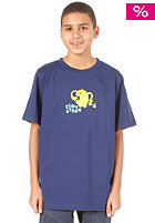 ZIMTSTERN Monster S/S T-Shirt navy