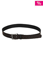 ZIMTSTERN Nebula Leather Belt black