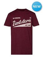ZIMTSTERN Original S/S T-Shirt ruby wine