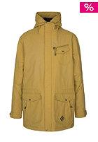 ZIMTSTERN Pace Snow Jacket amber