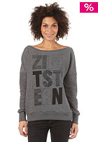 ZIMTSTERN Plain Sweatshirt   Plain shirt dark grey