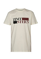 ZIMTSTERN Pressed S/S T-Shirt offwhite