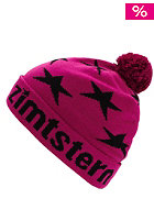 ZIMTSTERN Reality Beanie fuchsia
