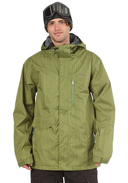 ZIMTSTERN Spike Jacket moss
