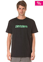 ZIMTSTERN Spray Logo S/S T-Shirt black