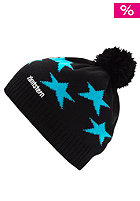 ZIMTSTERN Star 13 Beanie black/blue