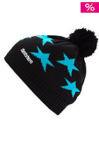 ZIMTSTERN Star 13 Beanie blue/black