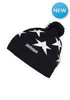 ZIMTSTERN Star 15 Beanie black/white