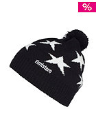 ZIMTSTERN Star 15 Beanie black/white