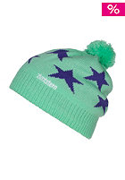 ZIMTSTERN Star 15 Beanie sea glass/violet