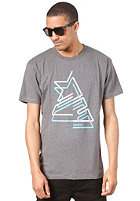ZIMTSTERN TSM Division S/S T-Shirt dark grey heather