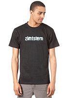 ZIMTSTERN TSM Spray Logo S/S T-Shirt black