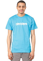 ZIMTSTERN TSM Spray Logo S/S T-Shirt blue