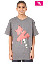 ZIMTSTERN TSYB Hot S/S T-Shirt dark grey heather