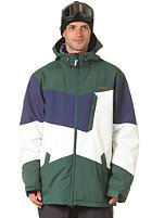 ZIMTSTERN Wave Snow Jacket white