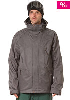 ZIMTSTERN Will Snow Jacket dark grey