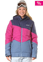 ZIMTSTERN Womens Awa Snow Jacket raspberry
