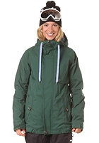 ZIMTSTERN Womens Belle Snow Jacket pine