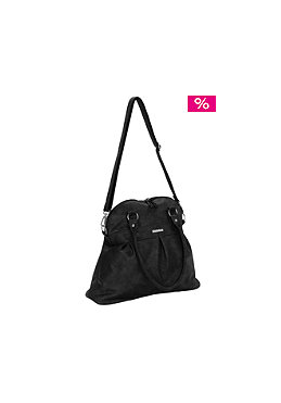 ZIMTSTERN Womens Black Pearl Hand Bag black
