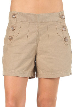 ZIMTSTERN Womens Blixa Walkshorts camel