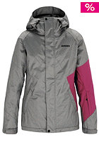 ZIMTSTERN Womens Canopia Jacket 2013 melange