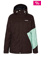 ZIMTSTERN Womens Canopia Snow Jacket coffee