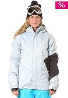 ZIMTSTERN Womens Canopia Snow Jacket lt grey melange